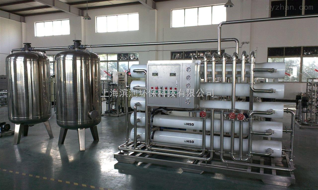 BR-0.5T-实验室用小型制药纯化水设备 上海纯化水设备厂家