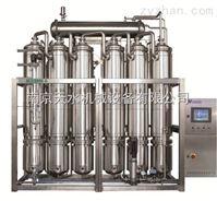 2m3/h列管式多效蒸馏水机