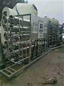購銷二手15噸全不銹鋼雙級反滲透水處理
