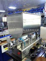新鄉臥式攪拌膏體醬類灌裝機生產商%jnwf濟南沃發機械