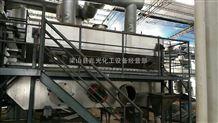 二手振动流化床干燥机/直线式不锈钢流化床干燥设备