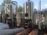 2000L-二手2吨双效浓缩蒸发器全套出售