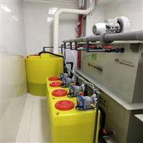 學校實驗室污水處理設備工程方案XSYF-4T-D