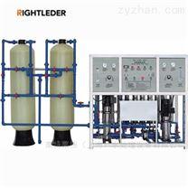 反渗透超纯水设备 防护服生产纯化水处理
