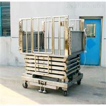 移動型不銹鋼升降平臺車