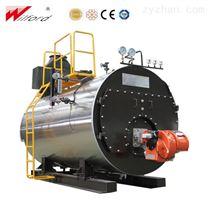 臥式燃油蒸汽鍋爐供熱設備