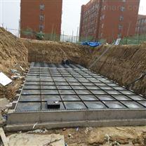 288立方地埋式箱泵一体化消防水箱多少钱