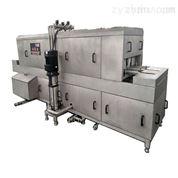 DRT節水型長方儲物箱去污洗干凈設備