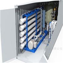 集装箱海水淡化 小型海水处理淡化设备