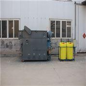 孟村水处理设备之溶汽气浮机