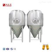 小型精酿啤酒厂发酵罐