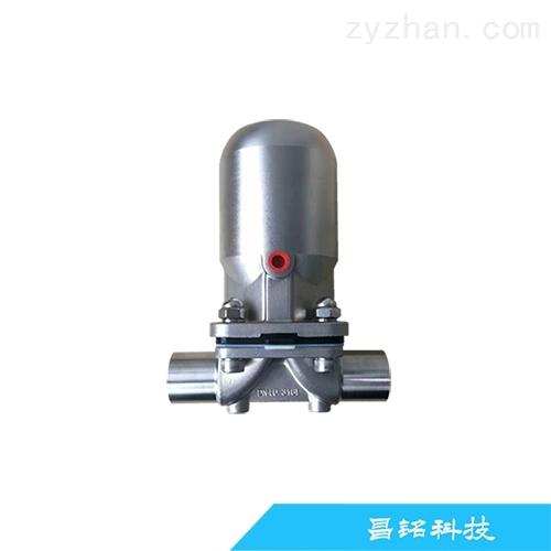 电动卫生级隔膜阀