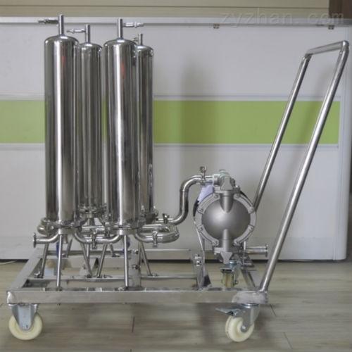移动滤芯过滤器