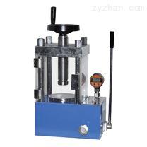 实验室防护型数显手动粉末压片机