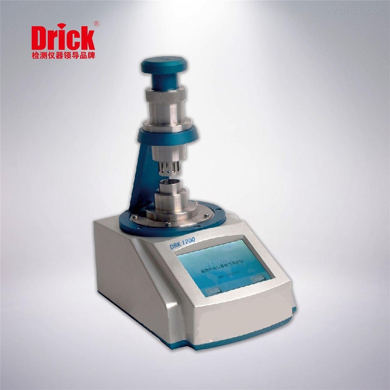 口罩气体交换压力差测试仪