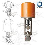 MK708ME电子式电动微小流量调节阀