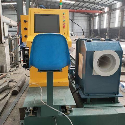 山东厂家直供线切割机 管材相贯线切管器