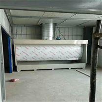 環保水簾柜 干式噴漆柜廠家直銷