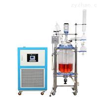 S212-150L供应大型玻璃反应釜150L