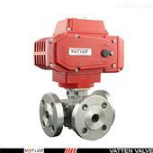 VTT型电动三通调节球阀