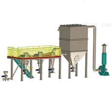 氮气保护气流粉碎设备