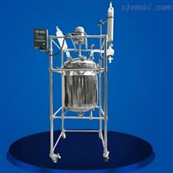 S212双层立式不锈钢反应釜