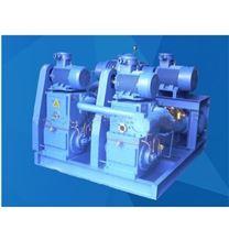 罗茨滑阀泵真空泵机组