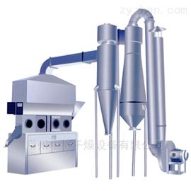 沸腾干燥机的设备原理