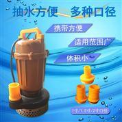 三相多口径家用抽水机排污泵
