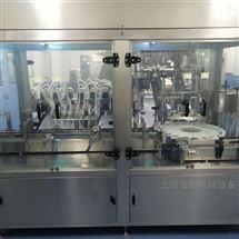 HCZGX-90型16头蠕动泵灌装机