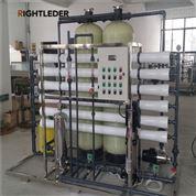 山東反滲透純水設備 防疫物資廢水處理設備