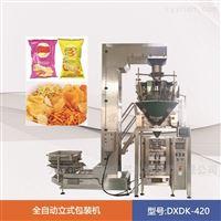 DXDK-420全自动食品薯片称量包装机