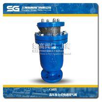 PN64_碳钢高压复合式排气阀