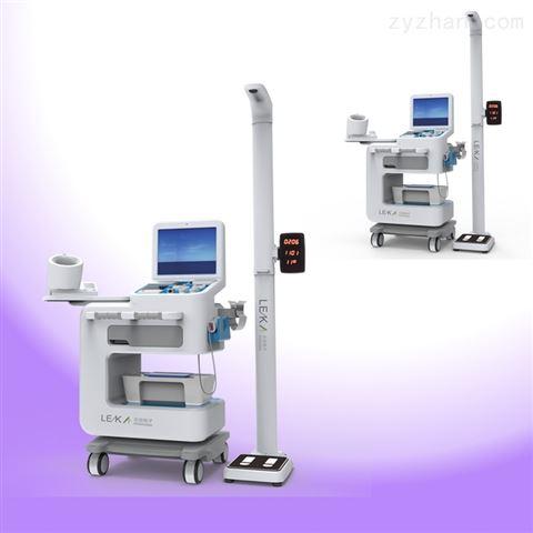 河南乐佳HW-900A健康检测一体机健康体检机