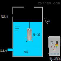 洛阳蓄水池臭氧消毒器