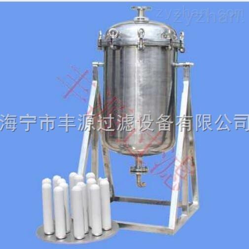 高容量脱碳过滤器