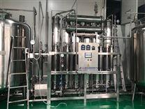 管式多效蒸餾水機