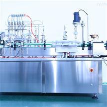 HCNGX-50全自動膏霜水乳液體灌裝機