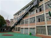 上下货爬坡线,二楼三楼四楼爬坡皮带传送机