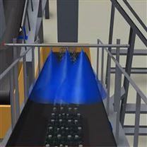 煤矿输煤系统干雾除尘装置 翻车间空压机