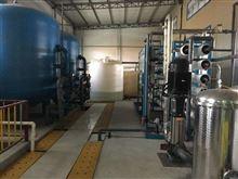 30吨出售二手30吨双机水处理反渗透设备