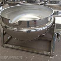 糖浆熬制夹层锅 豆制品卤制锅 早餐粥熬制锅