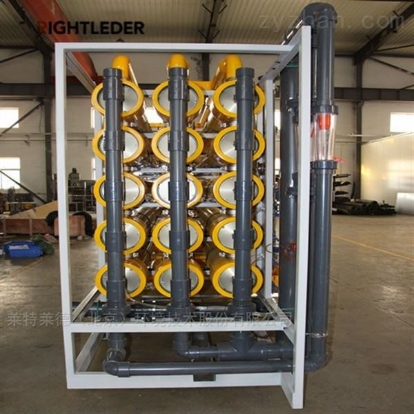 工程工业中水回用设备  一体化中水设备厂家