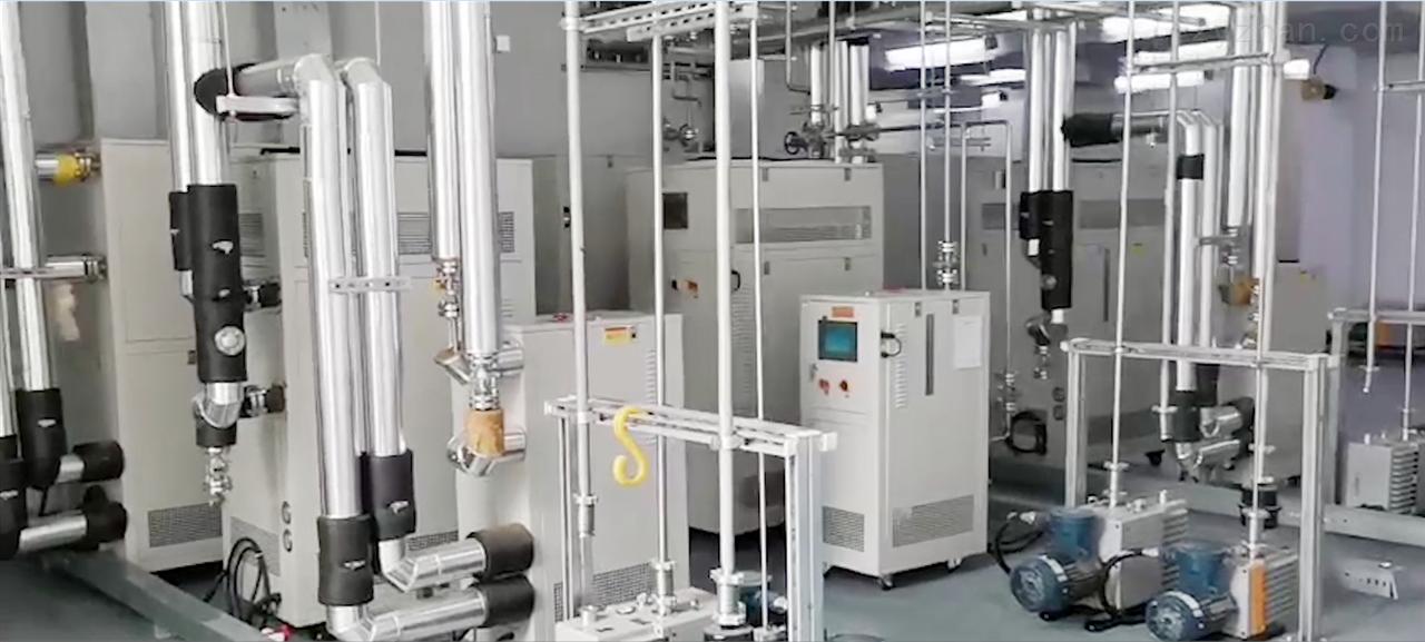 无锡冠亚制冷加热设备配套蒸馏系统使用案例