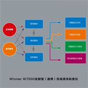 定制通用型在線粒度儀 winner7000