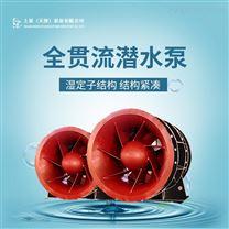 城市建设700QGWZ全贯流潜水泵厂家直销