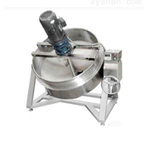 KQG可倾式夹层锅