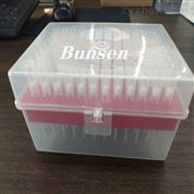 200ul 微量吸头,无色,盒装,无酶无热源灭菌