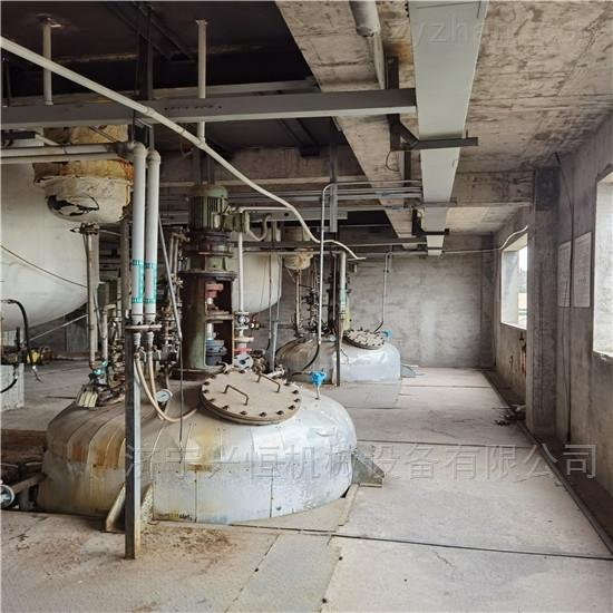 出售5吨搪瓷反应釜