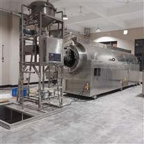 大型电磁滚筒中药饮片生产设备全自动炒药机